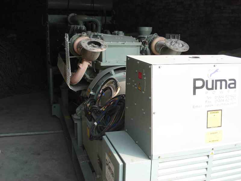 1000 KVA Detroit Used Diesel Generator For Sale In Lahore