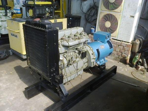 30 kVA China Used Diesel Generator